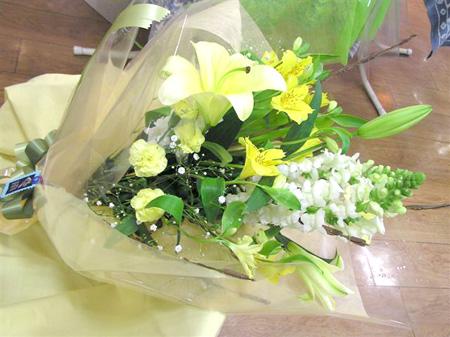 御供え用花束-04